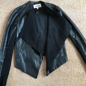 BB Dakota faux leather jacket